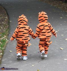 Tigers - Halloween Costume Contest via @costume_works
