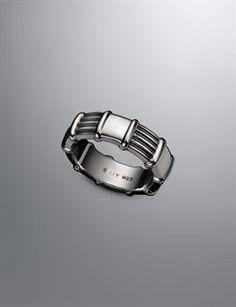 David Yurman Men's Wedding Bands & Band Rings | DavidYurman.com