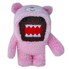 Licensed 2 Play Domo Teddy Bear Plush Novelty Doll
