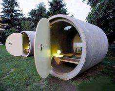 Nice idea when materials are scarce