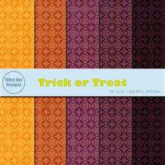 Trick or Treat Retro