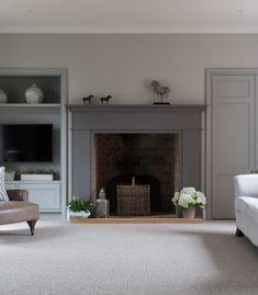 Best Indoor Garden Ideas for 2020 - Modern Small Tv Cabinet, Living Room Wall Units, Victorian Living Room, Drawing Room, Scandinavian Interior, Bespoke, New Homes, Interior Design, Room Interior