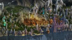 Project Aralith: Bayport Minecraft Project