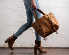 Social Media – Opportunity Leather Fringe, Leather Handbags, Opportunity, Your Style, Closure, Social Media, Pocket, Zip, Tote Bag