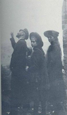 Nicholas, Maria and Olga