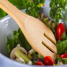The slotted bamboo forks from House of York are eco-friendly and temperature resistant. They are also designed for easy drainage. House Of York, Bamboo Products, Kitchen Wood, Forks, Utensils, Easy, Eco Friendly, Bobby Pins, Flatware