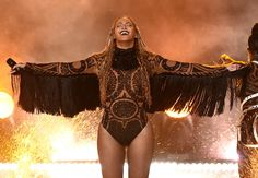 "Beyonce graced the BET Awards with her presence on Sunday night, delivering a must-see performance of her Lemonade hit ""Freedom. Beyonce 2016, Beyonce Show, Beyonce And Jay Z, Givenchy, Gucci, Lady Gaga, Julien Macdonald, Jennifer Lopez, Beauty"