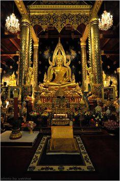 พระพุทธชินราช วัดพระศรีรัตนมหาธาตุวรมหาวิหาร   จ.พิษณุโลก