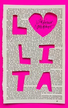Lolita | Book Cover Design