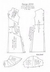 Image result for Printable Barbie Clothes Templates