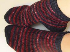 Lankaterapiaa: Mustikkasukat - Väinämöinen Sport socks