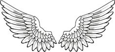 Clip Art: Wing 2 More