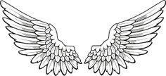 Clip Art: Wing 2
