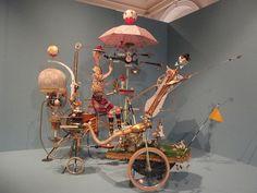 Marvellous Machines - The Wonderful World of Rowland Emett - Emett's World - Fairway Birdie
