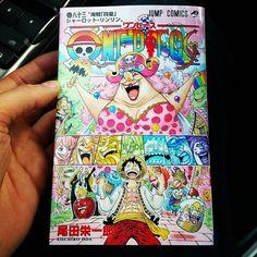 Quien no quisiera tener esto en su poder :O (One Piece)