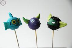 Skylanders Cake Pops | MakeUrCake