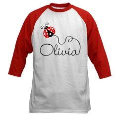A shirt for Staci's Liv!