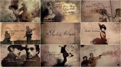 Sherlock Holmes (2009) — Art of the Title - opening movie sequence