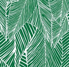 "Green Leaves (abstract): from blog post ""Design Style: Tropical Escape"" by Penelope Sloan Design  www.penelopesloan.com 	 facebook.com/penelopesloandesign  instagram.com/penelopesloandesign"