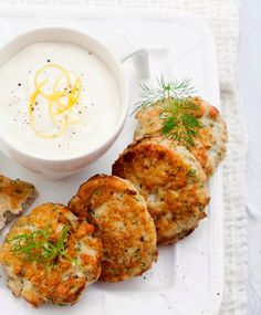 Fish And Seafood, Tandoori Chicken, Seafood Recipes, Baked Potato, Tapas, Cauliflower, Meat, Vegetables, Cooking