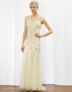 Isabella Bridal Dress http://www.weddingheart.co.uk/monsoon---wedding-dresses.html
