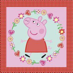 Peppa pig - we love peppa!
