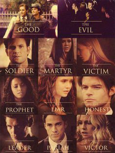 This is war- The Vampire Diaries