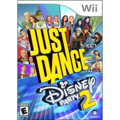 Just Dance and Disney are back together, bringing the greatest dance game for…teens kids and even adults I love love love it