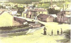 Whitecroft village