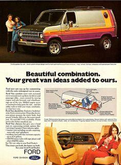 awesome '76 econoline