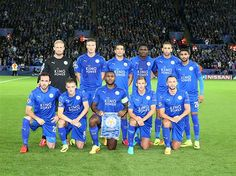 Gallery: Leicester City 1 FC Porto 0