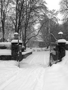 Winterwonderland im Schloss Nörvenich