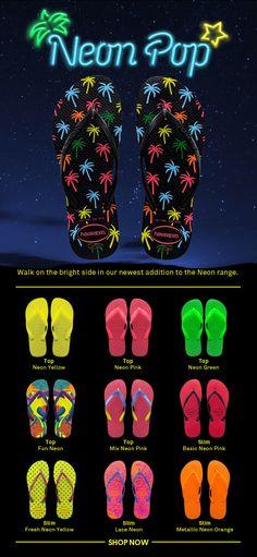 9b1371a0ea60ec Havaianas NEW neon pop. Kath · Flip flops