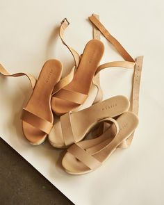 Beautiful handmade shoes from Nisolo.