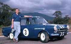 Made In Australia: Jim McKeown and the world's fastest Lotus-Cortina