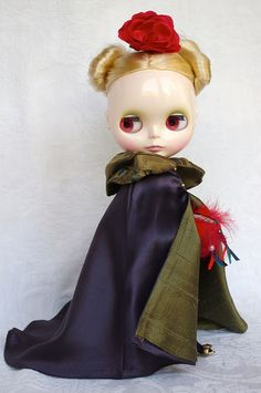 For The Love of Blythe | Blythe clothes for dolls : tutorial : Kikihalb ♧ Forest~Tales ♧