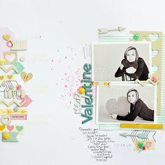 My Valentine - Scrapbook.com