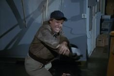 Murdock: Give me the envelope, give me the envelope! Colonel, I found Louis, And Lefty found the envelope. Murdock fights his hand in  Waste Em!