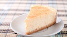 רותי רוסו - עוגת גבינה עם שמנת