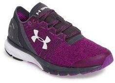 Love the deep Purple color! Cant wait to get these in the mail! Women's Under Armour 'Charged Bandit 2' Running Shoe
