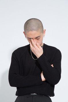 ribbed sweater…HI F FNK