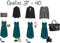 Outfits 37 - 40