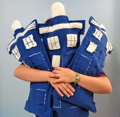 Doctor Who craft blog!