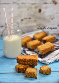 My kids love barazek(they are popular Middle Eastern cookies with a sweet sesame topping ) but the traditional barazek are loaded with sugar and ghee, making them a guilty pleasure that I rarely …
