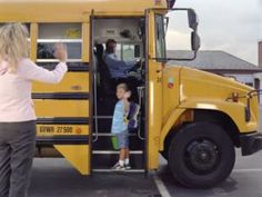 Best Jobs for Parents: School Bus Driver