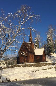 Garmo Kyrka @ Maihugen, Lillehammer.