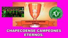 Chapecoense Campeones Eternos