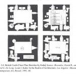 Walls as Rooms: British Castles and Louis Khan