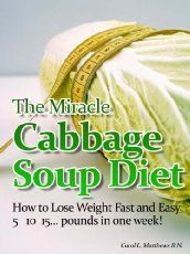 The Cabbage Soup Diet Recipe and Instruction - Shaina Rothman - The Cabbage Soup Diet Recipe and Instruction The Cabbage Soup Diet is a fast weight loss diet where you'll eat cabbage soup whenever you feel hungry. Try this easy cabbage soup diet recipe. Fast Weight Loss Diet, Quick Weight Loss Tips, Fat Loss Diet, Weight Loss Meal Plan, Diet Plans To Lose Weight, How To Lose Weight Fast, Losing Weight, Weight Loss Soup, Reduce Weight
