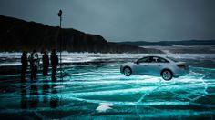 Chevrolet Cruze - bright ice